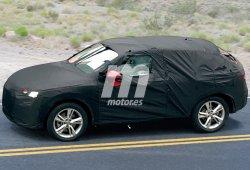 El nuevo Audi Q4, la alternativa coupé al Q3, cazado por primera vez