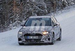 Nos asomamos al interior del nuevo Audi S3 en una nueva jornada de pruebas
