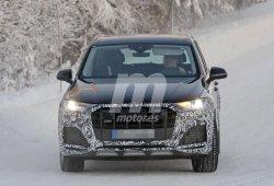 El actualizado Audi SQ7 2020 se enfrenta a las pruebas de invierno