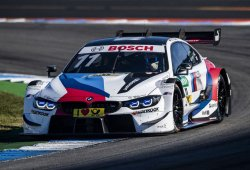 BMW confirma cinco de sus seis pilotos para el DTM 2019