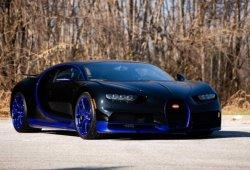 Hazte con un Bugatti Chiron casi nuevo, sin esperas y más barato