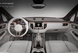 Carlex Design dota al Porsche Macan de un interior lujoso y exclusivo
