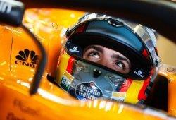 Carlos Sainz, listo para relevar a Alonso en McLaren
