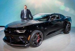 El responsable del programa Camaro al frente del programa de eléctricos de GM