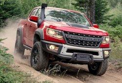 Chevrolet Colorado ZR2 Bison 2019, más capaz y con un rendimiento superior