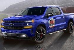 El Chevrolet Silverado será el Pace Car de la próxima Daytona 500