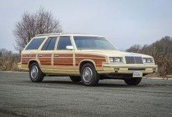 Este Chrysler familiar era el coche habitual de Frank Sinatra en Las Vegas
