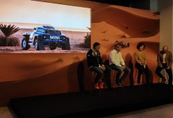 Dakar 2019: Sainz y Roma, listos para ganar con Mini