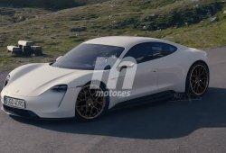Exclusiva: El futuro Porsche Taycan Coupé espera luz verde para producción