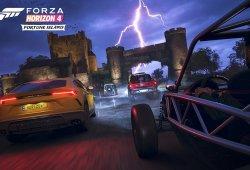 Todo listo para la llegada de Fortune Island, la expansión de Forza Horizon 4