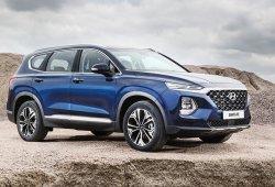 El nuevo Hyundai Santa Fe estrenará la tecnología de huella digital en 2019