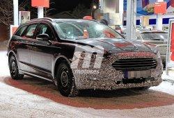 Un vistazo al interior del nuevo Ford Mondeo que llegará en 2019