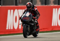"Lorenzo: ""Sólo la idea de dejar MotoGP me deprimió"""