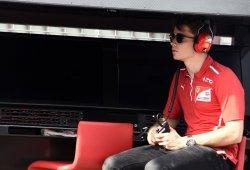 """Leclerc admite que la F1 le resultó """"intimidante"""" al principio"""