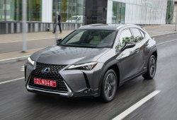 Lexus registra la denominación UX 300e ¿Nuevo eléctrico en camino?