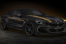 Manhart radicaliza al BMW Serie 8 Coupé