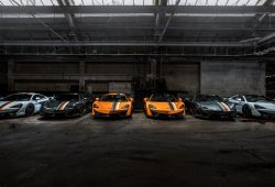 Mclaren MSO presenta la edición limitada 'Racing Through the Ages'