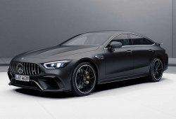 El nuevo Mercedes-AMG GT 4 Puertas luce más deportivo con el paquete Aero