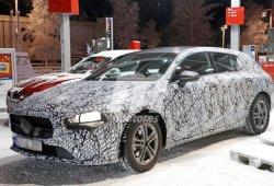 Descubrimos el interior del nuevo Mercedes CLA Shooting Brake durante sus pruebas