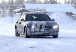 El nuevo Mercedes Clase S comienza se enfrenta a la segunda tanda de pruebas de invierno