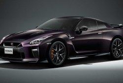 El nuevo Nissan GT-R Special Edition de Naomi Osaka estrena colores