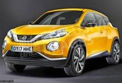 Nissan Juke 2020, vislumbrando la segunda generación del crossover urbano
