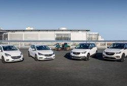 Opel detalla los coches híbridos y eléctricos que lanzará hasta 2020