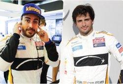 Las opciones de Alonso de probar el nuevo McLaren y la grata impresión que ha causado Sainz
