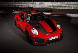 Porsche 911 GT2 RS MR: añadir el paquete MR cuesta más que un Boxster