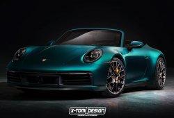 Un Porsche 911 GT3 Cabriolet es posible con la nueva plataforma del 992