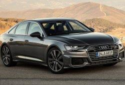 El nuevo Audi A6 estrena la versión 45 TFSI con motor de 245 CV