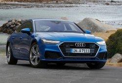El Audi A7 Sportback también estrena la versión 45 TFSI