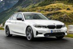 Precio de la versión 318d del nuevo BMW Serie 3, la opción diésel de acceso