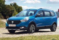 El Dacia Lodgy estrena la edición especial 2019 con mucho equipamiento