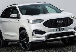 Precios y gama del nuevo Ford Edge, el SUV de origen americano se renueva