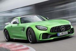 La renovada familia Mercedes-AMG GT ya tiene precios en España