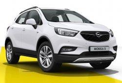 El Opel Mokka X estrena la edición especial '120 Aniversario'