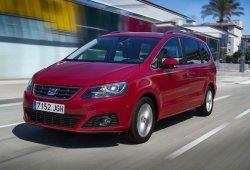El SEAT Alhambra vuelve a contar con un motor de gasolina, el 1.4 TSI de 150 CV