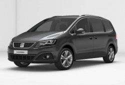 El veterano SEAT Alhambra estrena el acabado Xcellence