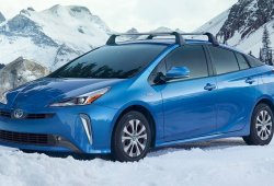 Toyota Prius 2019, todos los precios del renovado híbrido japonés