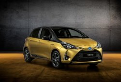 Toyota Yaris Y20, la edición limitada de aniversario ya tiene precio en España