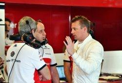 """Räikkönen cree que Sauber tiene """"todo lo necesario para hacer un gran coche"""""""