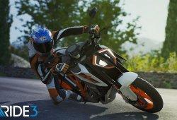RIDE 3 ya está disponible, ¡ponte a los mandos de una bestia de dos ruedas!