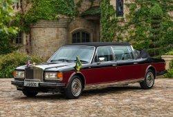 Este Rolls-Royce era una oficina móvil de 1 millón de dólares de los 80s