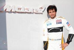 """Sainz: """"El entusiasmo de McLaren ha hecho que haya ido a Woking más de lo planeado"""""""