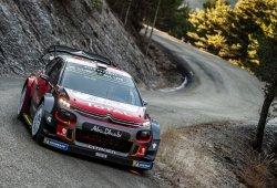 Sébastien Ogier y Citroën ya prueban para el Montecarlo
