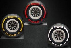 Pirelli desvela los neumáticos de las cuatro primeras carreras de la F1 de 2019