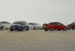 Los nuevos turismos de Toyota no tendrán versión diésel en España