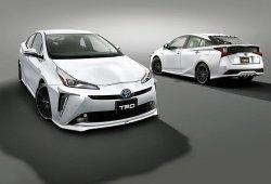 El nuevo Toyota Prius estrena imagen más agresiva gracias a TRD y Modellista