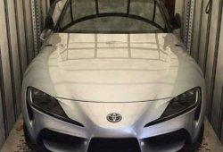 ¡Filtrado! Este es el nuevo Toyota Supra